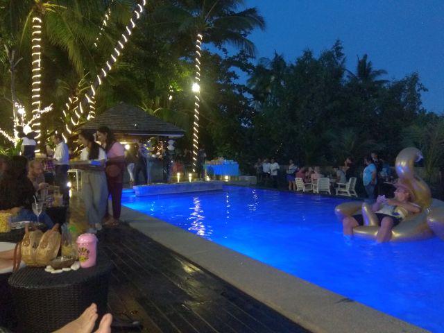 ปาร์ตี้ที่หาดละไม – Pār̒tī̂ thī̀ h̄ād lamị – Party in Lamai Beach